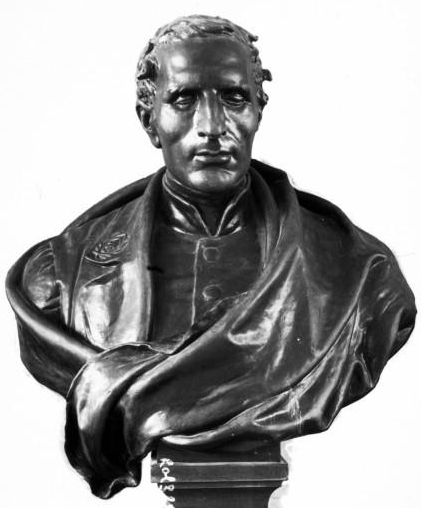 Photo Louis Braille par Étienne Leroux