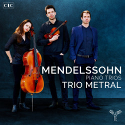 premier CD trio Metral